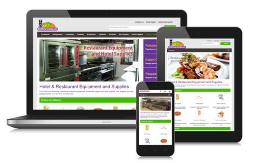 HRS Responsive Web Design